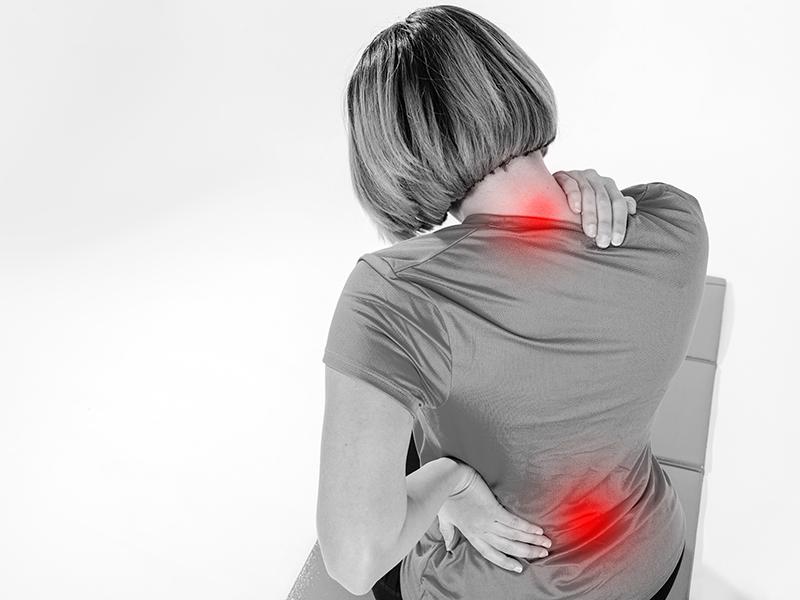 Rückenprobleme – Ursachen und Hilfe