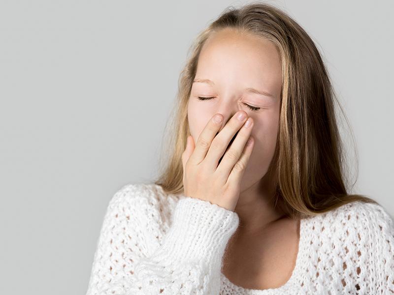 Ursachen und Auswirkungen von Schlafmangel